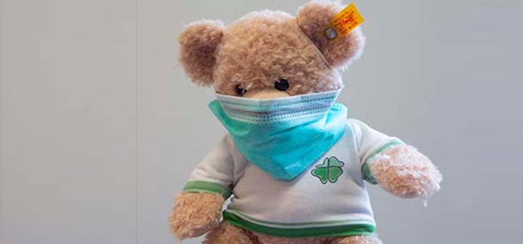 Hilfe für die Corona-Station am Dr. von Haunerschen Kinderspital