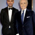 Pep Guardiola und José Carreras