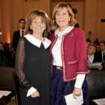 Dr. Charlotte Knobloch und Prinzessin Ursula von Bayern