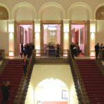 Festlicher Rahmen im Maximilianeum