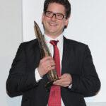 Science Award Gewinner Dr. Dr. Michael Schmeißer