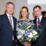 Prof. Dr. Stefan Endres, Karin Seehofer, Prof. Dr. Christoph Klein