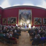 Festlicher Rahmen in der Alten Pinakothek