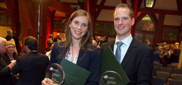 Dr. Holger Müller Preis 2014 an Wissenschaftler für erste Erfolge zur Impfung gegen Hirntumoren