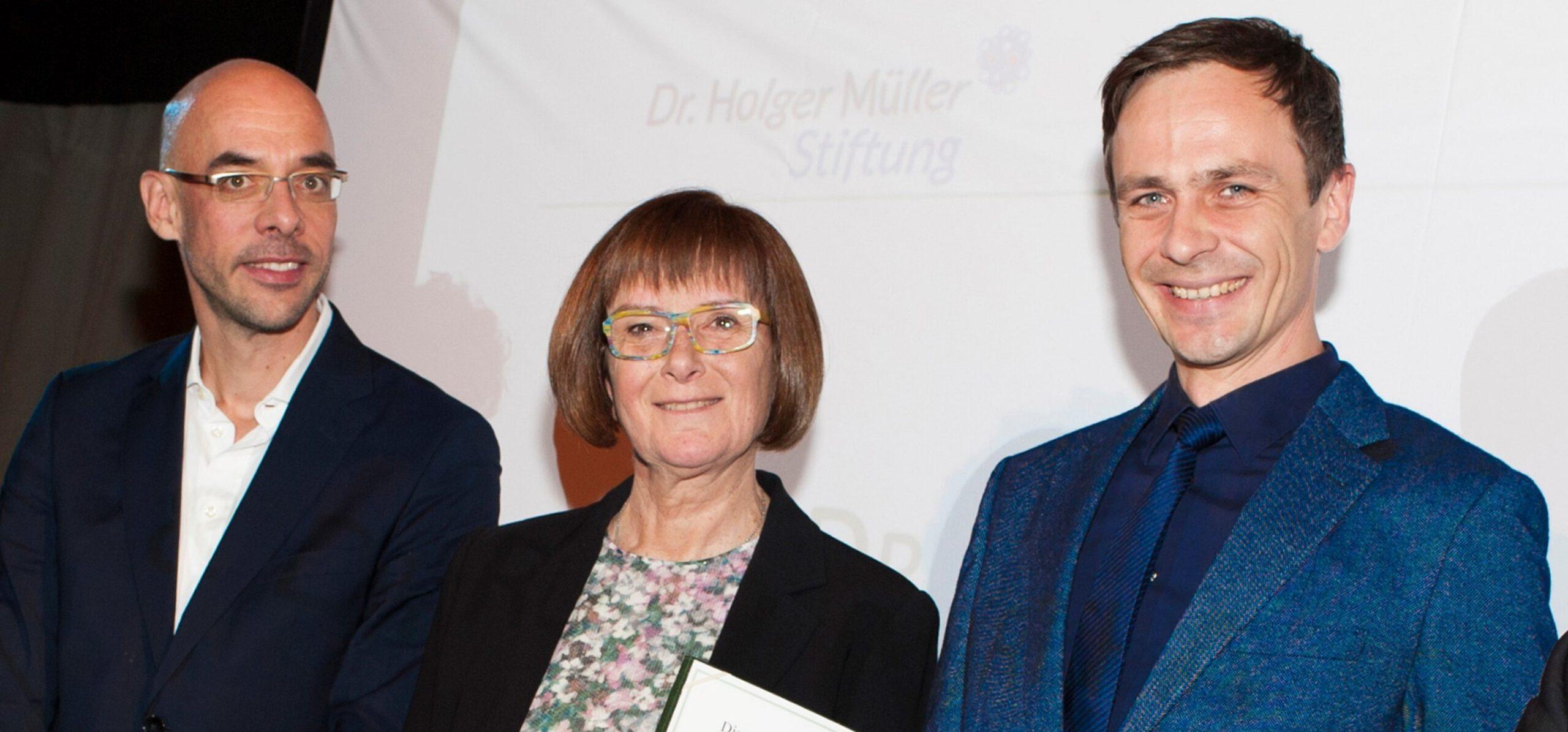 Dr. Holger Müller Preis 2018 an zwei Leipziger Wissenschaftler