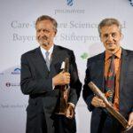 Die Preisträger Georg Randlkofer und Prof. Dr. Holm Schneider