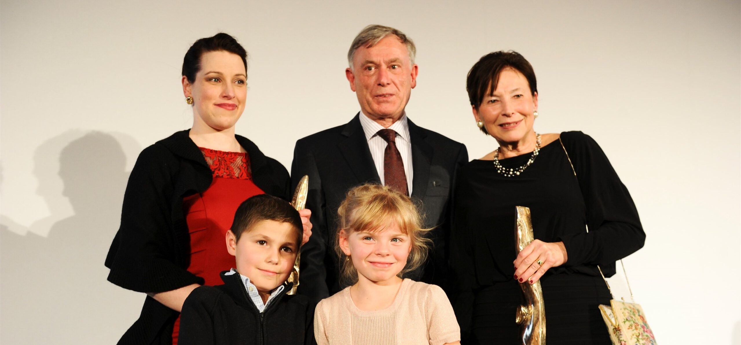 Pro.movere 2013: Festliche Preisverleihung im Schloss Nymphenburg