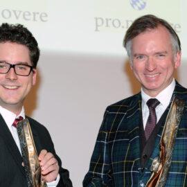 Pro.movere 2015: Bewegende Preisverleihung in der Münchner Residenz