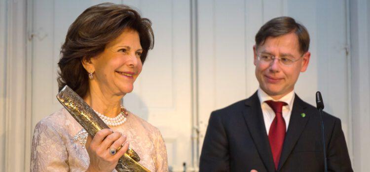 Pro.movere 2016 – Preisverleihung mit Ihrer Majestät Königin Silvia von Schweden