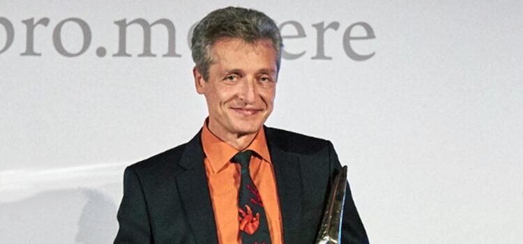 Care-for-Rare Science Awards 2019 an Prof. Dr. Holm Schneider