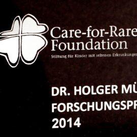 Ausschreibung: Dr. Holger Müller Preis 2021